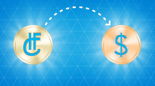 High Fidelity Coin powers a global virtual economy through the Bank of High Fidelity. Users can cash out HFC to US Dollars (USD).