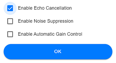 enable-echo-cancellation