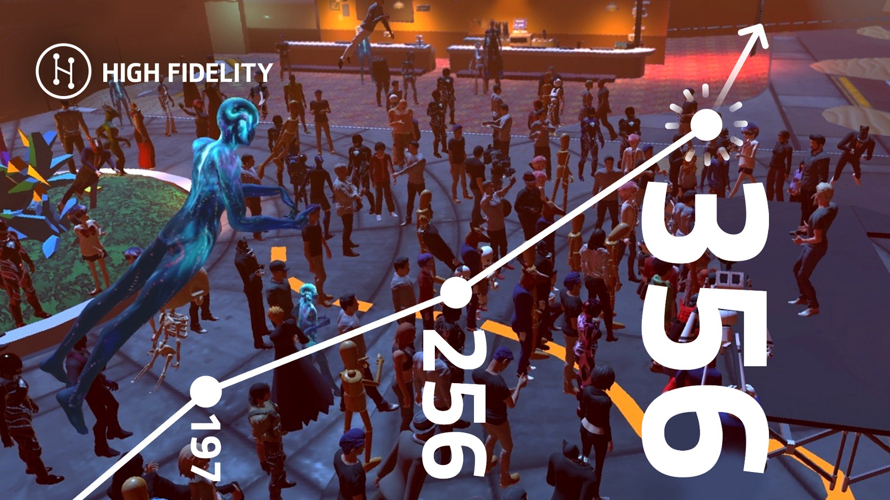 356 Avatars, Together!