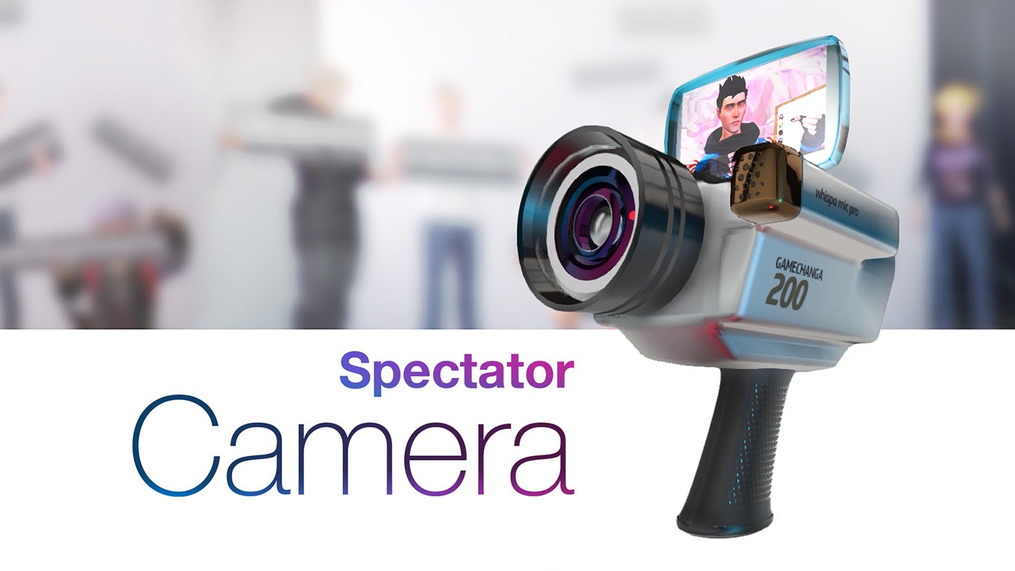 Spectator Camera Challenge— Your Chance to Win $1500