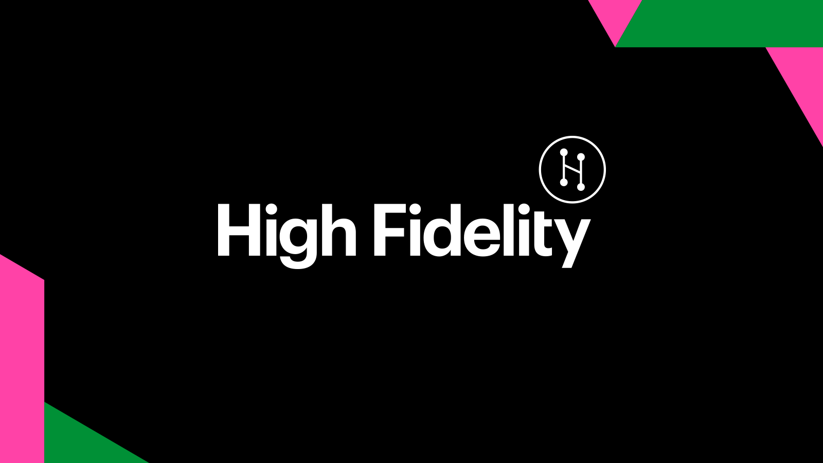Details: Authentication in High Fidelity