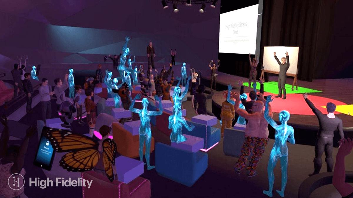 Creating Crowds inVR