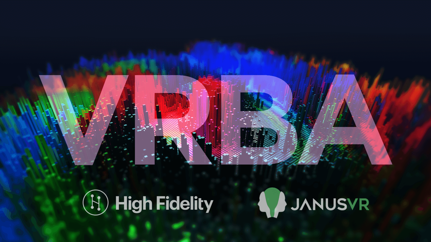 JanusVR and High Fidelity Found Virtual Reality Blockchain Alliance