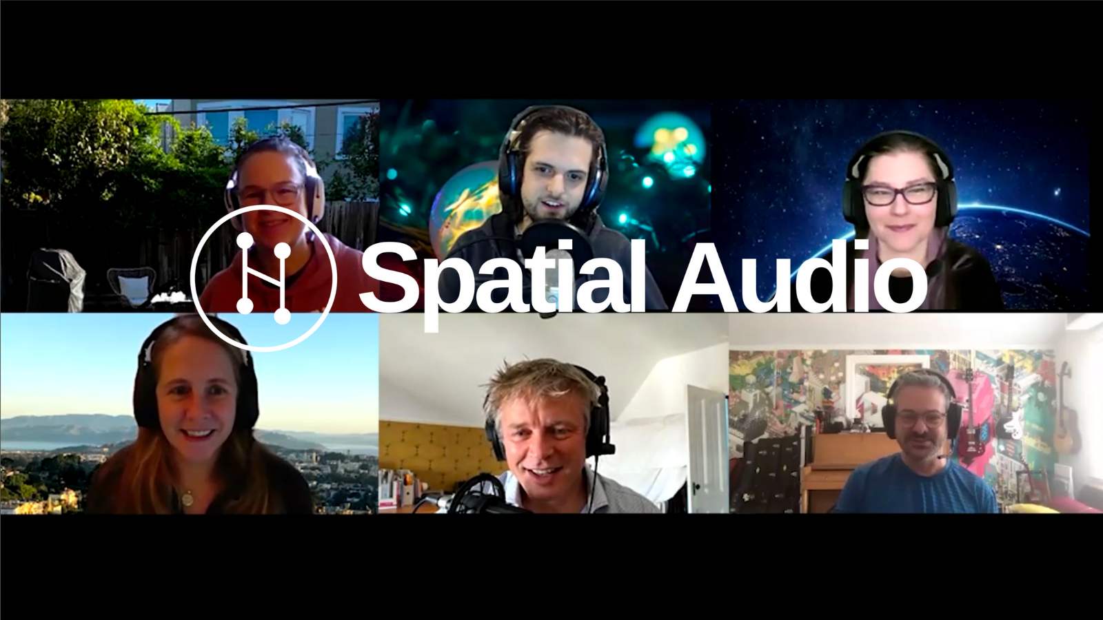 What If Zoom Had Spatial Audio?