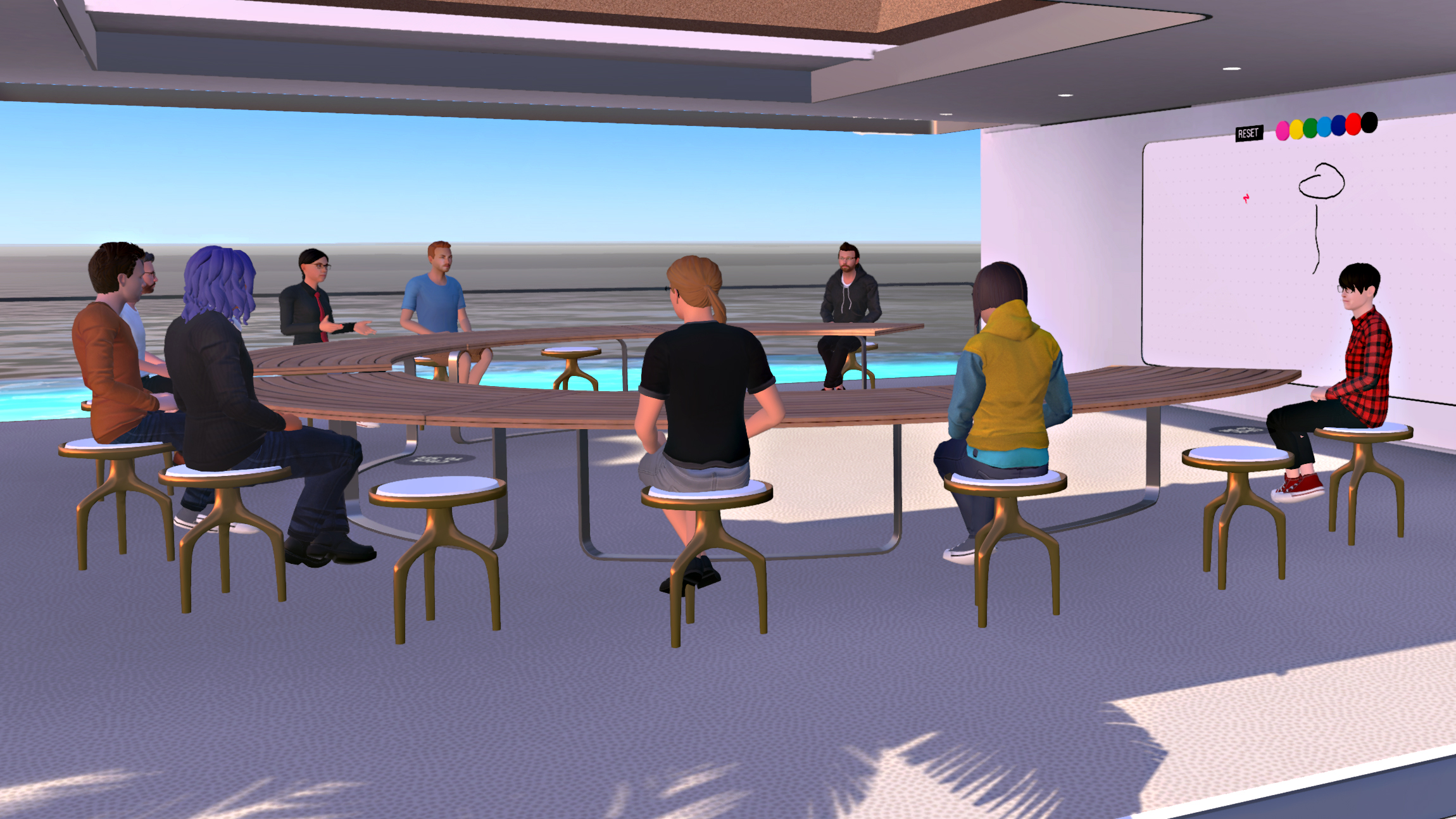 How The Virtual Workroom Will Be the Biggest Disruption to Hit the Workforce In Decades